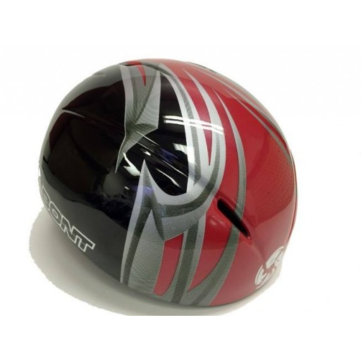Bont Short track helmet red
