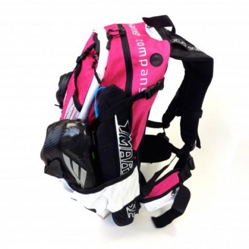 be47f1ea9cd CadoMotus airflow skate backpack pink ...