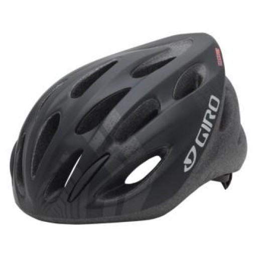 Giro Transfer Matte Black-Charcoal Lines