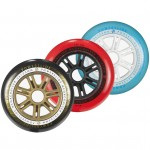POWERSLIDE Megacruiser wheel black 125 mm 86A