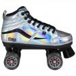 Chaya Glide Chrome Roller skate