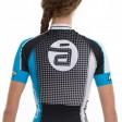 Intelligent motion skinsuit sky blue