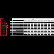 Löfller size chart