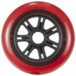 POWERSLIDE Megacruiser wheel red 125 mm 86A