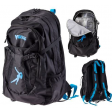 Viking Backpack Blue